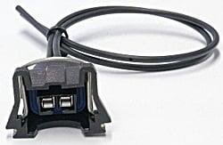 Fuel injector connectors