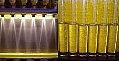 Spray pattern and flow testing after ultrasonic cleaning