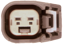 Bosch EV6 injector connector