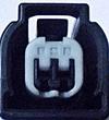 Suzuki Hyabusa Fuel Injector Connector