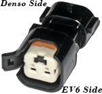 Denso to EV6 Fuel Injector Adapter