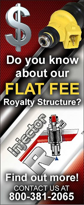 Injector Rx Franchise Flat Fee