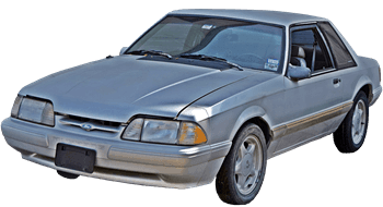 Injector cleaning methods tested on a 1993 Ford Mustang Lx